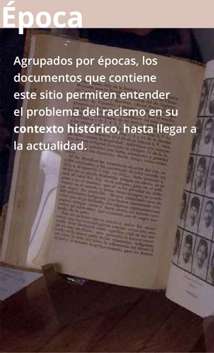 documentos epoca